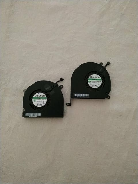 ventiladores para macbook pro 2010-11