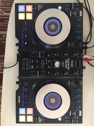 Mixer mesa DJ Control
