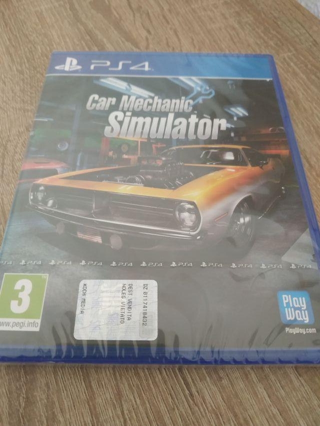 Car Mechanic Simulator (PS4) de segunda mano por 20 € en Sevilla en