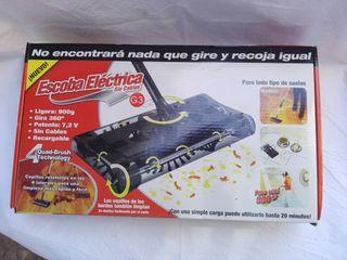 Escoba eléctrica inalámbrica