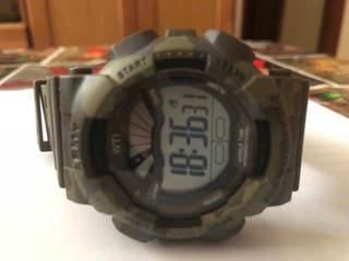 Reloj WTI Militar digital