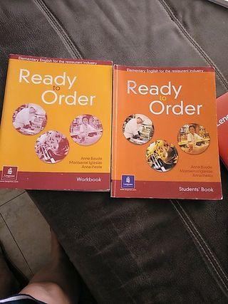 libros ingles reposteria