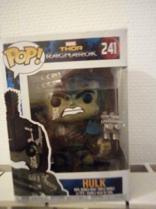 figurine pop hulk