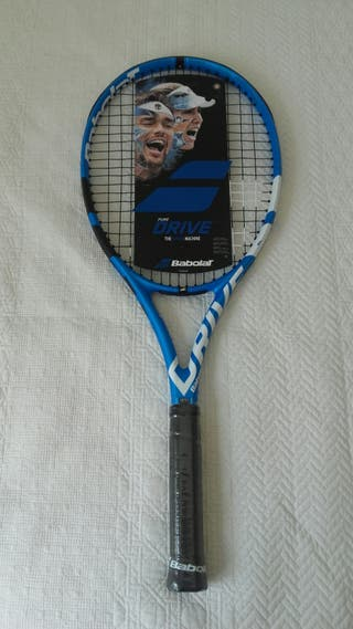 Raqueta tenis BABOLAT PURE DRIVE L4 (NUEVA)