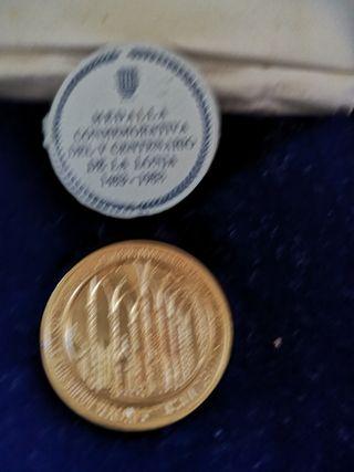 Medalla conmemorativa de La Lonja