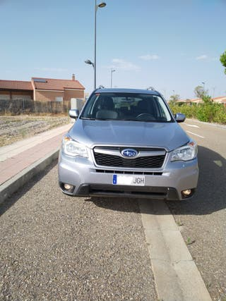 Subaru Forester 2015 Lineartronic Executive 2.0D