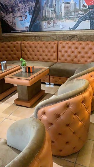 se fabrica sofas para teteria y descotecas y pub