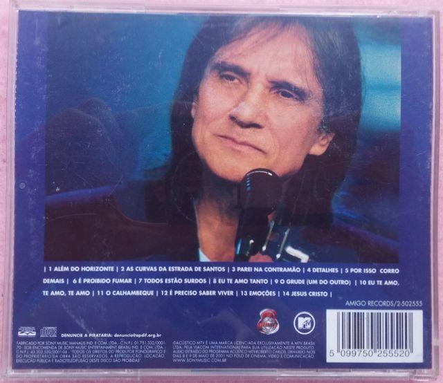 Roberto Carlos, Acústico MTV (Amigo Records, 2001)