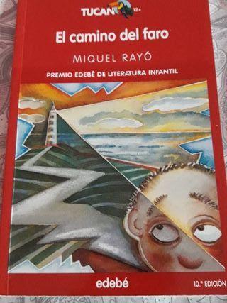 libro de lectura: El camino del faro