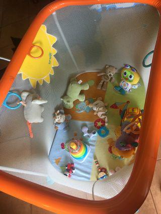 Parque de juegos infantil Brevi