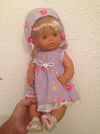 Muñeca Nenuco Famosa