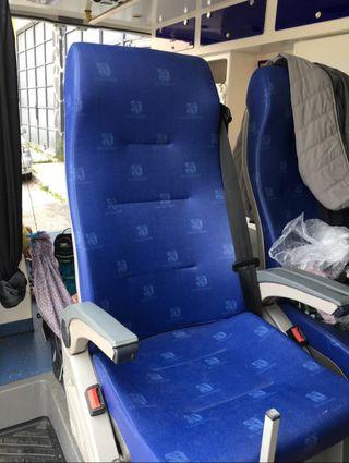 SOLO ESTA SEMANA!! Asientos VW Crafter Ambulancia