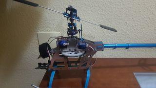 chasis helicóptero copert 450