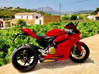 Ducati Panigale 1299 SBK 2016 4000km AKRAPOVIC