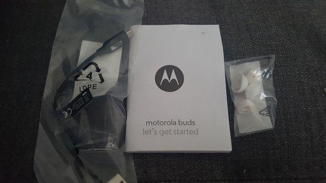 Auriculares Bluetooth Motorola