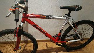 Bicicleta BH oficial equipo Coronas