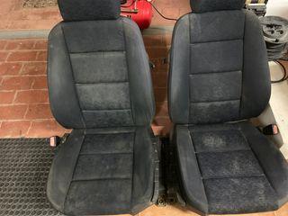 Se vende asientos bmw e36 coupe