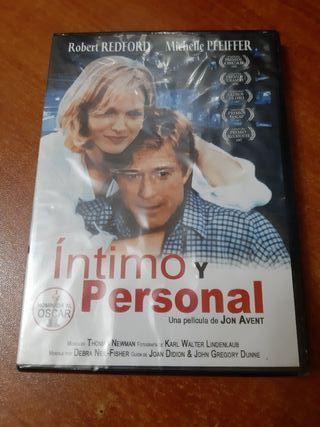 DVD Íntimo y Personal (Art. Nuevo)