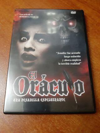 DVD El Oráculo (Art. Nuevo)