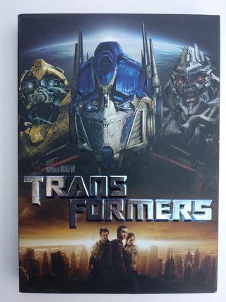 DVD de Película Transformers de Michael Bay