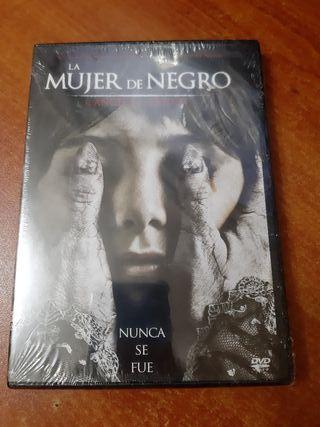 DVD La Mujer de Negro (Art. Nuevo)