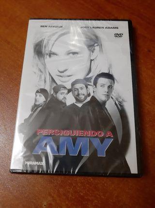 DVD Persiguiendo a Amy (Art. Nuevo)