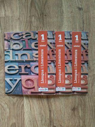 Llengua i Literatura 1er ESO los 3 trimestres