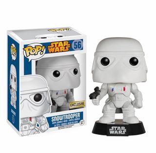Funko Pop Snowtrooper Star Wars