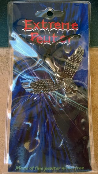 Amuleto colgante de águila HEAVY ROCKERO