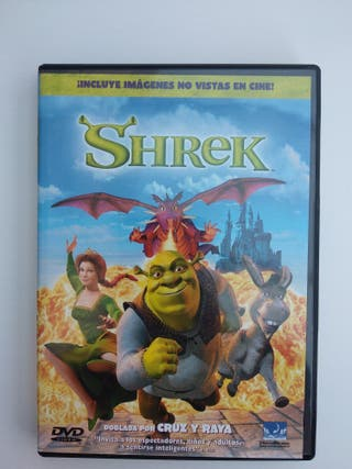 DVD Película Shrek ideal niños