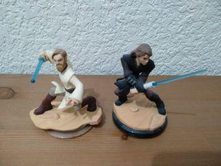 Figuras Star Wars Disney Infinity