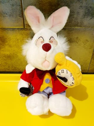 Disney white rabbit.
