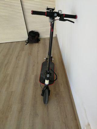 patinete eléctrico xiaomi m365 con poco de extra
