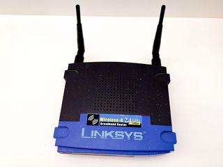 Router cisco linksys wrt54g