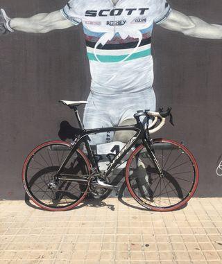 Bicicleta carretera Orbea alma