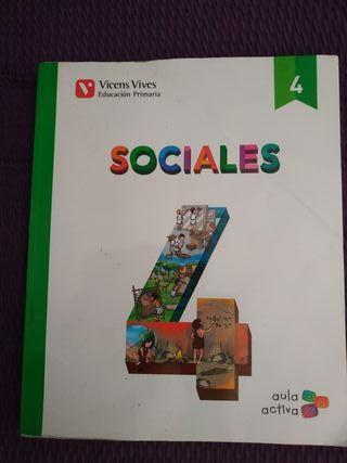 libro de sociales 4