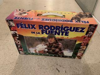 Colección VHS FÉLIX RODRIGUEZ de la FUENTE