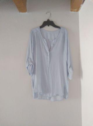 Camisa blusa Stradivarius