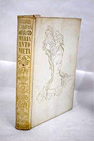 Libro de la reina Maria Antonieta de Francia