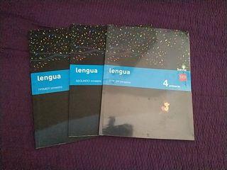 vendo libros de lengua SM 4