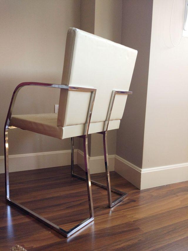 Sillas de comedor para tapizar de segunda mano por 35 en - Precio tapizar sillas ...
