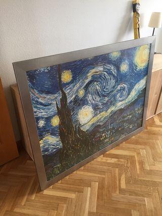 """Cuadro """"La noche Estrellada"""" de Vincent Van Gogh"""