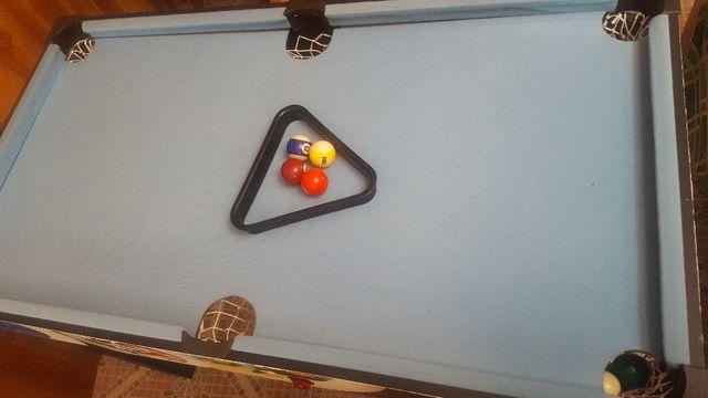 Mesa juegos 5 en 1