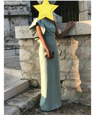 Vestido Largo de segunda mano en Ferrol en WALLAPOP