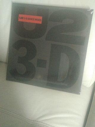 U2 3-D DANCE MIXES
