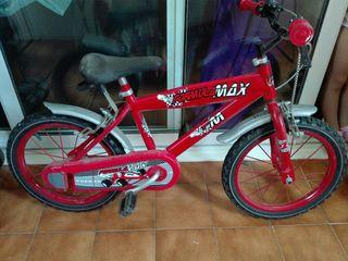 REGALADA solo 15€ bicicleta para niños