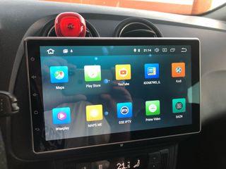 """Radio coche 2din 10,1"""" android"""
