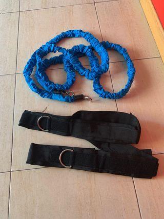 Outlet Cinturones elásticos de Resisten