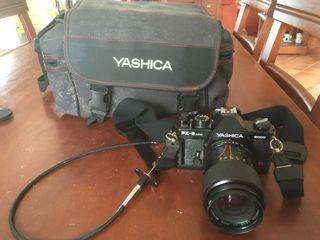 Cámara Analógica Yashica FX-3 2000