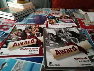 libros de inglés bachillerato